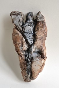 torso ceramic art