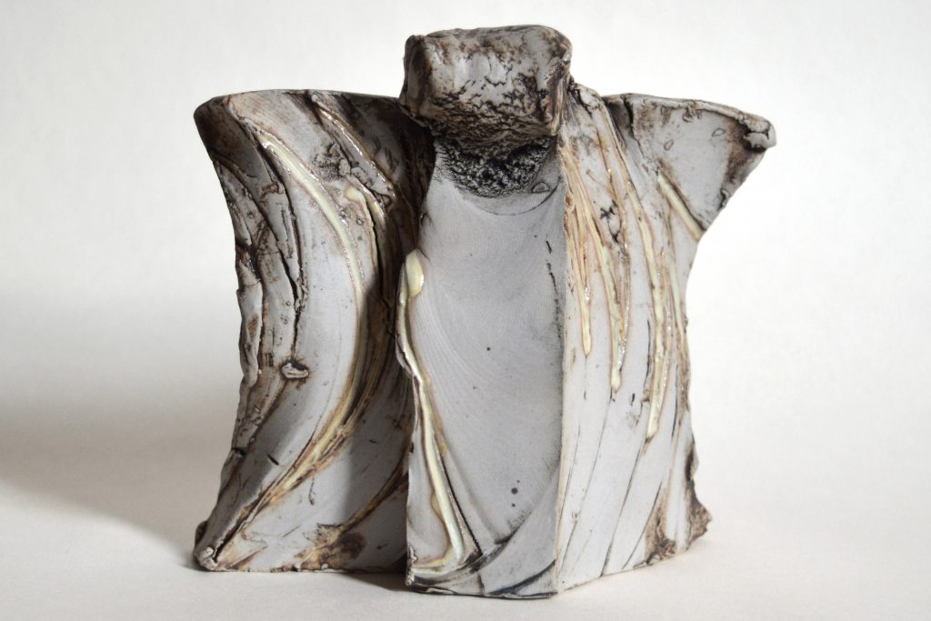 ceramic sculpture art porcelain cone10